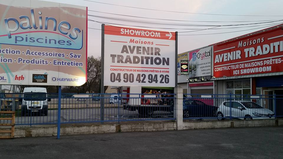 Enseigne et Panneaux publicitaires sur Marseille